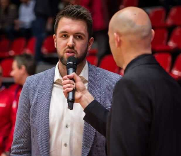 Jeroen van Vugt nieuwe hoofdcoach Lekdetec.nl